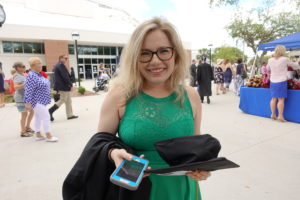 Chloe Graduation UF