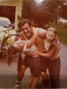 Dawn, Helena, Dad