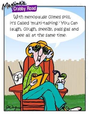 Maxine Menopause